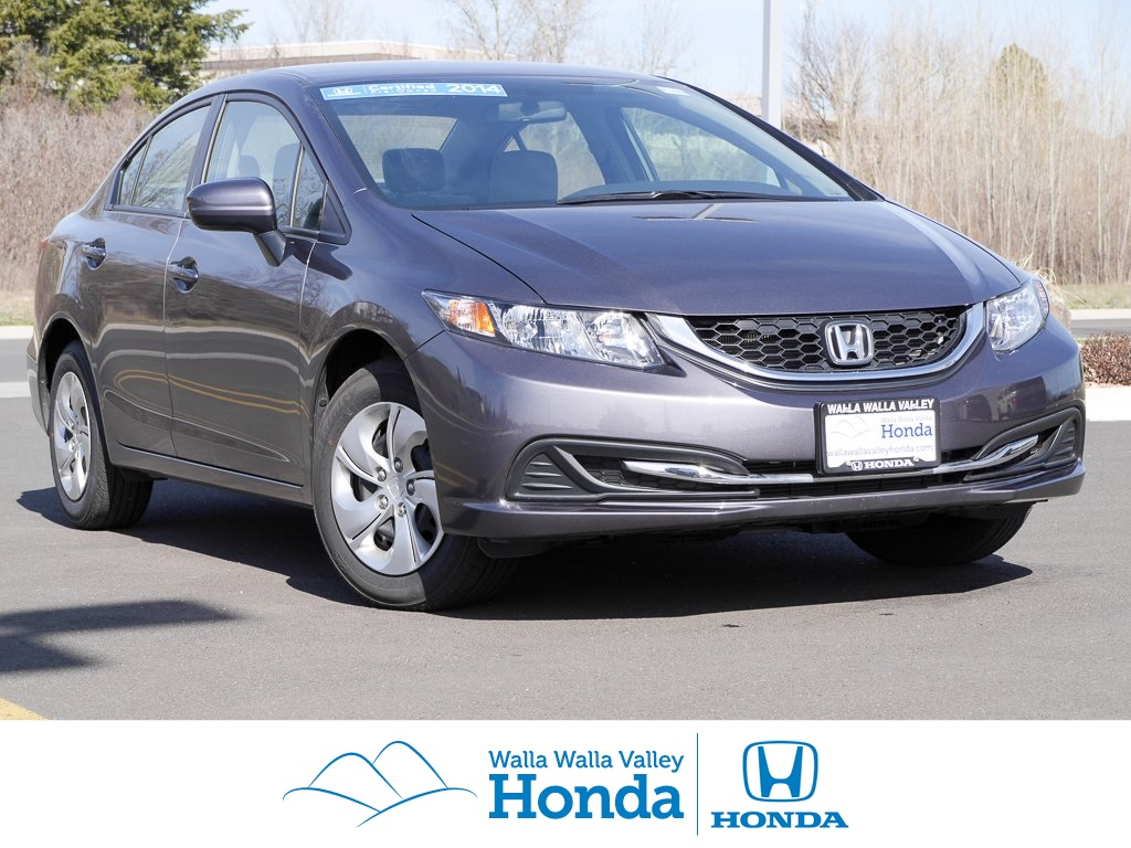Certified pre owned hondas walla walla walla walla for Honda used certified