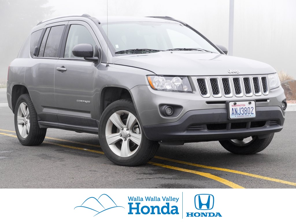 used 2014 jeep compass sport 4d sport utility near walla. Black Bedroom Furniture Sets. Home Design Ideas