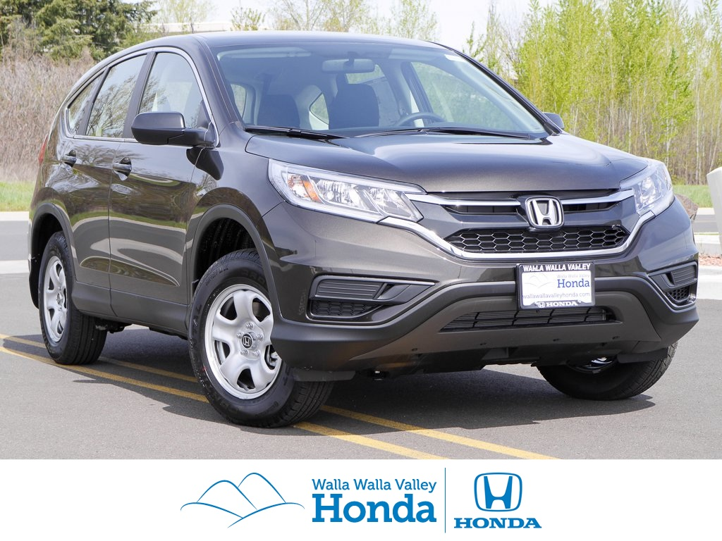 new 2015 honda cr v lx 4d sport utility near walla walla. Black Bedroom Furniture Sets. Home Design Ideas
