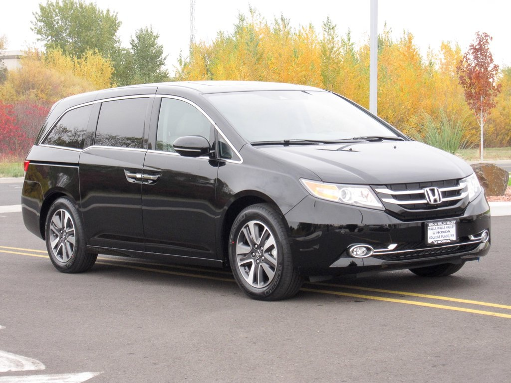 new 2015 honda odyssey touring elite 4d passenger van near walla walla w1143 walla walla. Black Bedroom Furniture Sets. Home Design Ideas